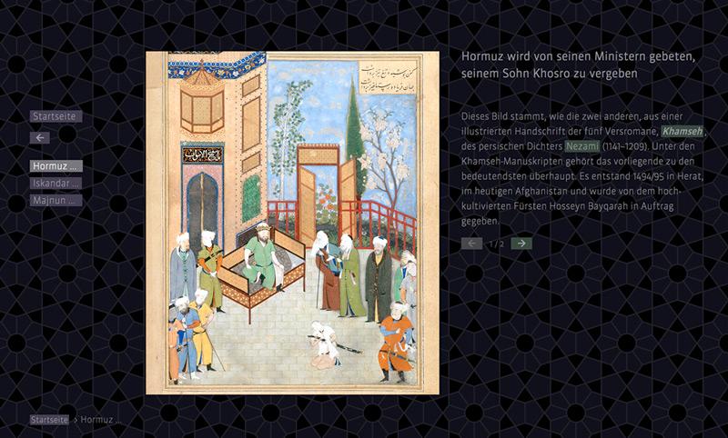 Mystik im islamischen Bild 1