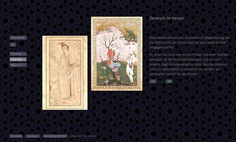 Mystik im islamischen Bild 2
