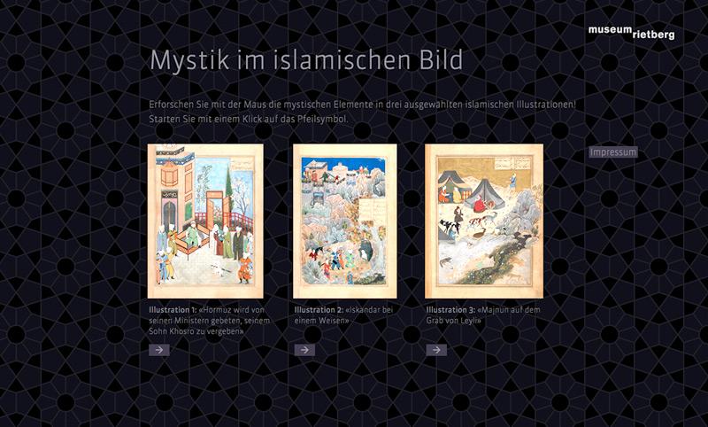 Mystik im islamischen Bild