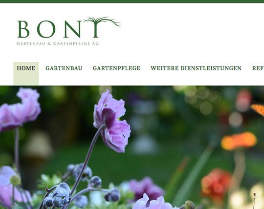 Bont Gartenbau & Gartenpflege