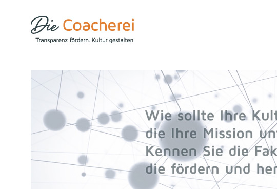 Die Coacherei