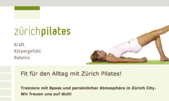 Zürich Pilates
