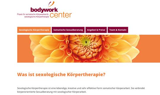 Sexologische Körpertherapie